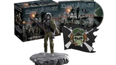"""Iron Maiden nastavljaju """"Legacy of the Beast"""" turneju i u 2020. godini, u prodaji """"A Matter Of Life and Death"""" kolekcija"""