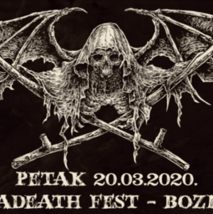 Incineration, Nadimač, Maim i Cryogenic Implosion na BelgraDeath Festu Vol II