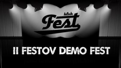 Poznati polufinalisti II Festovog demo festa