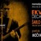 EKV i Šarlo Akrobata tribute bendovi na koncertu posvećenom Milanu Mladenoviću 29.11. u Močvari