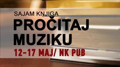 """Sajam knjiga """"Pročitaj muziku"""" u Nikšiću"""