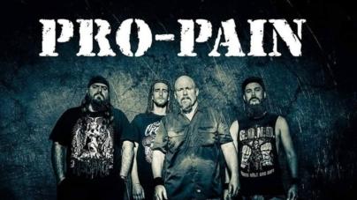PRO-PAIN u zagrebačkom KSET-u uz podršku bendova DarkRise i ØLTEN