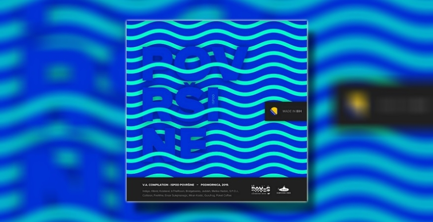 """""""Podmornica"""" predstavlja svoju prvu kompilaciju domaćih muzičara"""