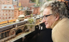Rod Stewart tajno gradio model željezničkog grada 26 godina