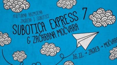 Subotica Express #7 – kulturna razmjena Subotice i Zagreba