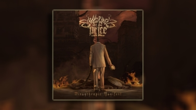 "Suffering's the Price objavili novi album ""Misanthropic Manifest"""