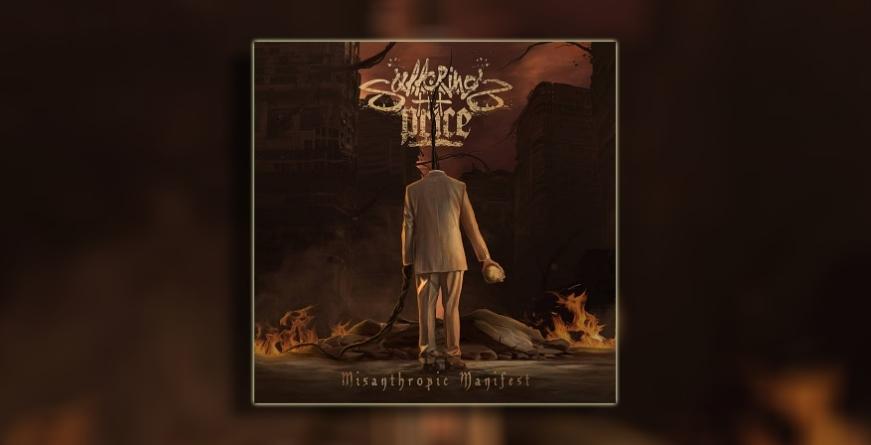 """Suffering's the Price objavili novi album """"Misanthropic Manifest"""""""