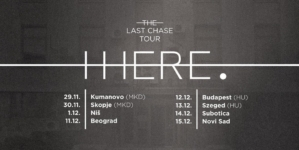 "There. na regionalnoj turneji – ""The Last Chase"""
