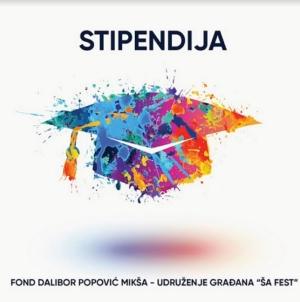 Udruženje ŠA Fest raspisuje konkurs za stipendiju Fonda Dalibor Popović Mikša