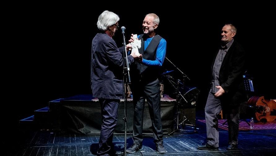 Vrhunski Cross Currents Trio oduševili prepuni ZKM