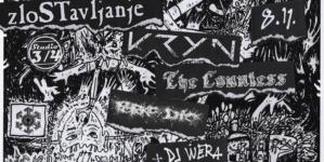 ZloSTavljanje: Kryn, Porko Dio i Countess u subotu u splitskoj Kocki