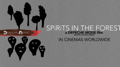 "Depeche Mode – ""SPIRITS In The Forest"" samo danas u kino dvoranama Cinestara"