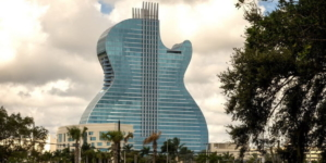 Otvoren luksuzni hotel u obliku gitare