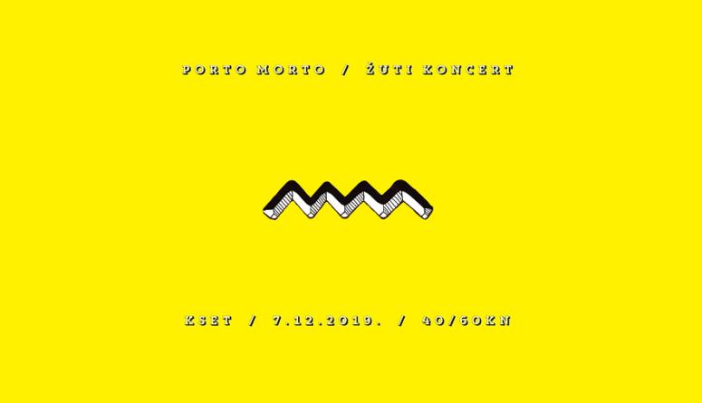 Porto Morto u KSET donosi audiovizualni spektakl inspiriran žutom bojom