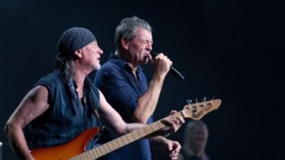 """Deep Purple: """"Hvala vam, ovo je duga turneja, lepo je videti vas i vratiti se ponovo ovde"""""""