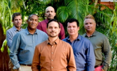 Kubanski vokalni sekstet Vocal Sampling na Nisvilu 2020