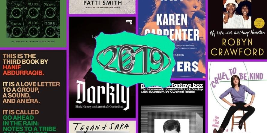 Pitchfork: Najbolje muzičke knjige objavljene u 2019. godini