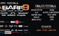 U nedelju finale BARF 9 – poznata satnica festivala