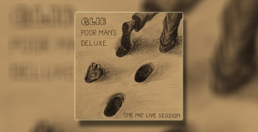 """Poor man's deluxe – onemic live session"" – Novi EP supergrupe Glib"