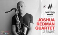 Joshua Redman Quartet 19. i 20. marta u beogradskom klubu Bitefartcafe