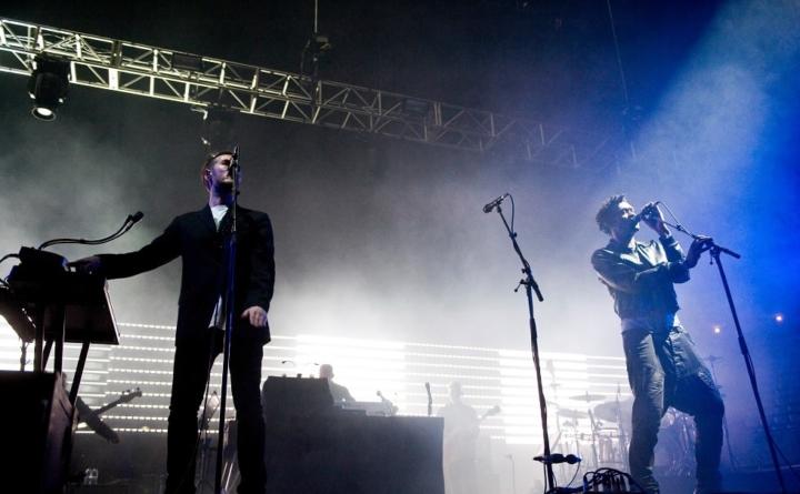 Massive Attack kreće na evropsku turneju vozom
