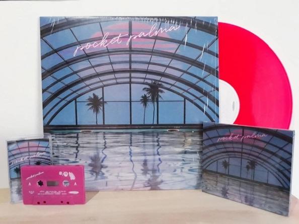 pocket palma – Album od sada dostupan na vinilu i kazeti