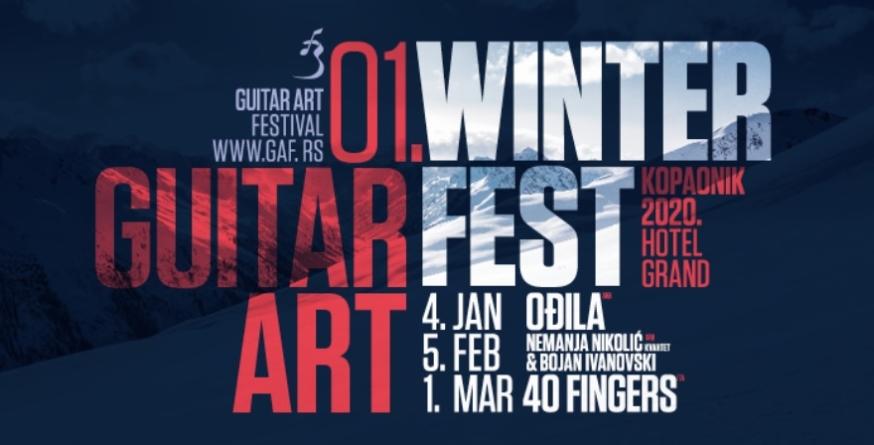 Počinje prvi Guitar Art Winter Fest na Kopaoniku
