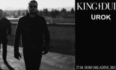 Urok podrška za King Duda u Beogradu