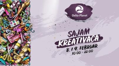 Sajam kreativaca za vikend u Banjaluci
