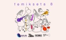 """Otvoren konkurs za jedinstvenu muzičku kompilaciju """"Femikseta 8"""""""