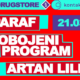 Paraf, Obojeni program, Artan Lili – 40 godina Novog talasa na četvrtom Kontaktu