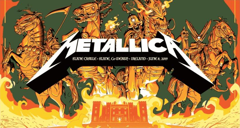 Metallica Mondays – snimke koncerata svakog ponedjeljka