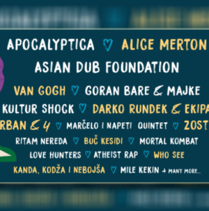 Apocalyptica, Alice Merton, Asian Dub Foundation i mnogi dugi na Nektar OK Festu 2020