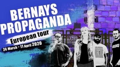 Bernays Propaganda spotom za pjesmu 'Zloben Funk' najavljuje europsku turneju