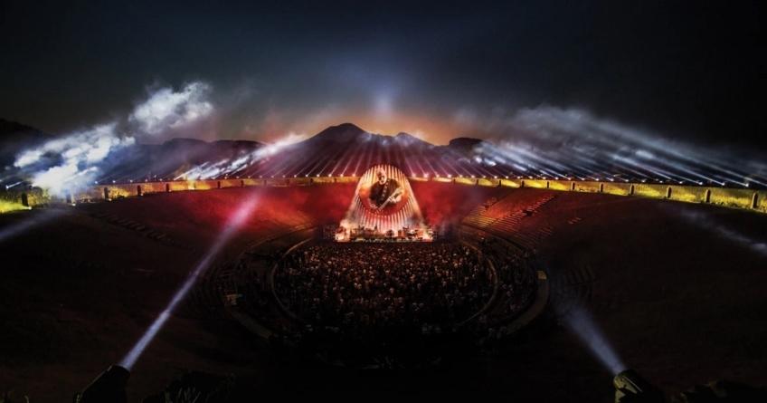 David Gilmour – Live At Pompeii (2016)