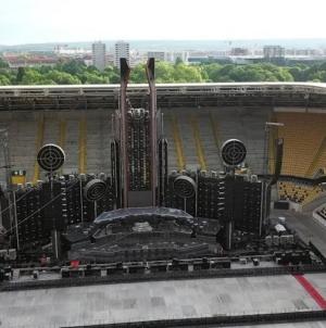 Pogledajte kako izgleda postavka bine za nastup Rammsteina