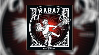 """Rabat predstavio novi EP – """"Rock je mrtav"""""""