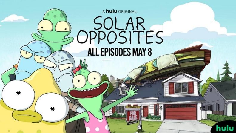"""""""Solar Opposites"""" – Nova serija od tvorca Ricka i Mortyja"""