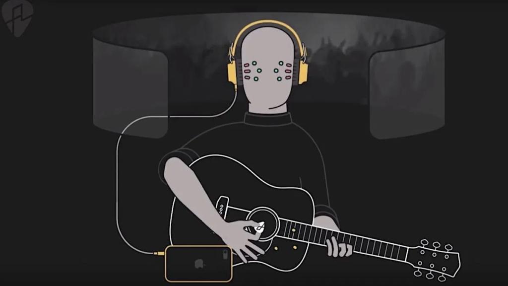 Amped Guitar