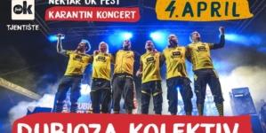 Nektar OK Fest karantin koncerti