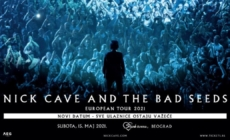 Novi datum za beogradski koncert Nick Cave and The Bad Seeds