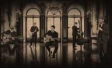 "Oridano Gypsy Jazz Band objavio novi singl i spot ""Swing King"""