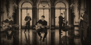 "Oridano Gypsy Jazz Band objavio novi singl i spot ""Swing King"""