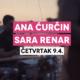 Začarana Močvara FB live sessions: Sara Renar & Ana Ćurčin