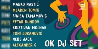 OK DJ SET – odličan spoj regionalne elektronske scene na Tjentištu