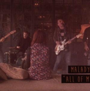 """Malady Lane singlom """"All Of My Blood"""" najavljuje prvijenac"""