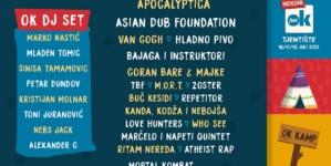 Ovogodišnji Nektar OK Fest prolongiran za juli 2021. godine