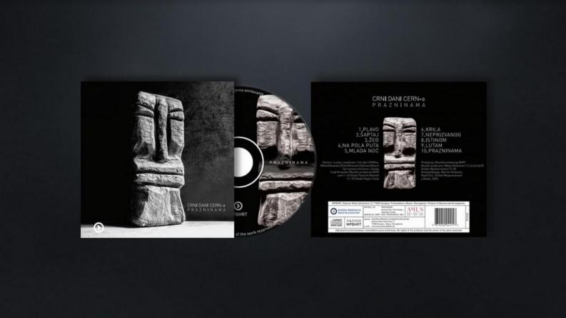 """Crni dani CERN-a spotom za pjesmu """"Krila"""" predstavili novi album """"Prazninama"""""""
