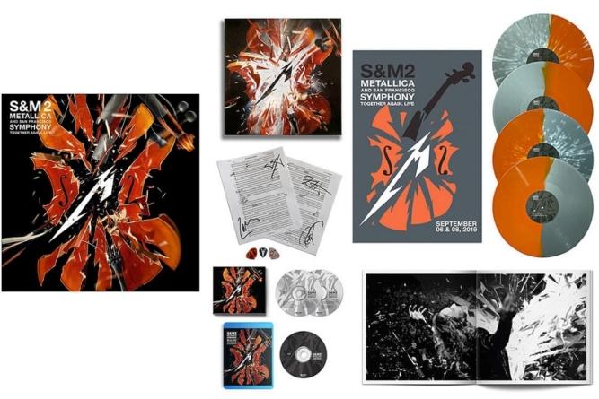 "Metallica objavila novi live album ""S&M2"""