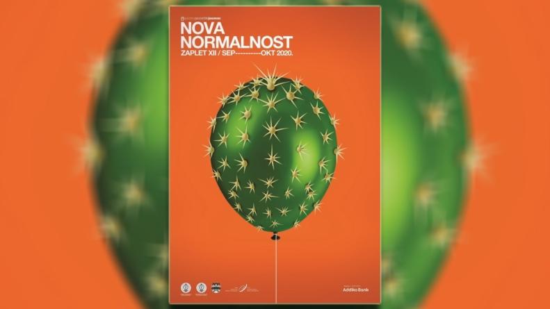 """""""Nova normalnost"""": Međunarodni festival glumca ZAPLET 12 u Gradskom pozorištu Jazavac"""
